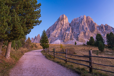 North Dolomites