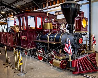 California Railway Museum
