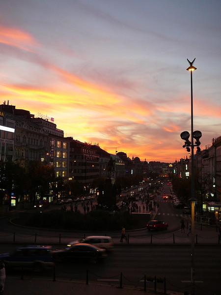 Wenzelplatz, Prag