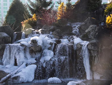 Frozen Tulalip January 14 2017