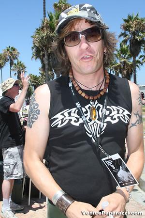 2008 - 3rd Annual Venice Beach Music Fest.  08.10.08.