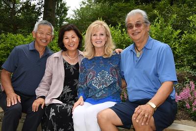 6-22-2021 Arleen & Marston Wong @ Grapevine Botanical Gardens