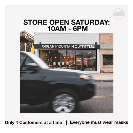 Store Opening 05162020