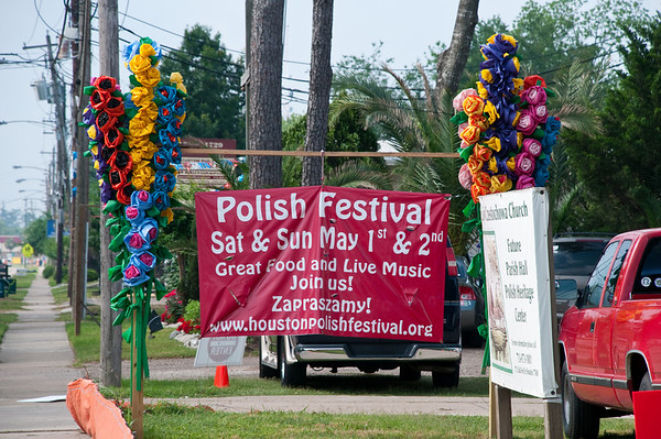 2010 Houston Polish Festival - Saturday