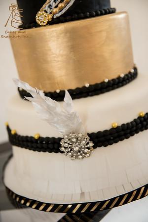 Milestone Celebration cakes