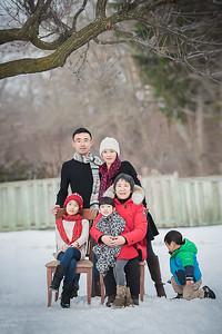 Iron man family winter 16