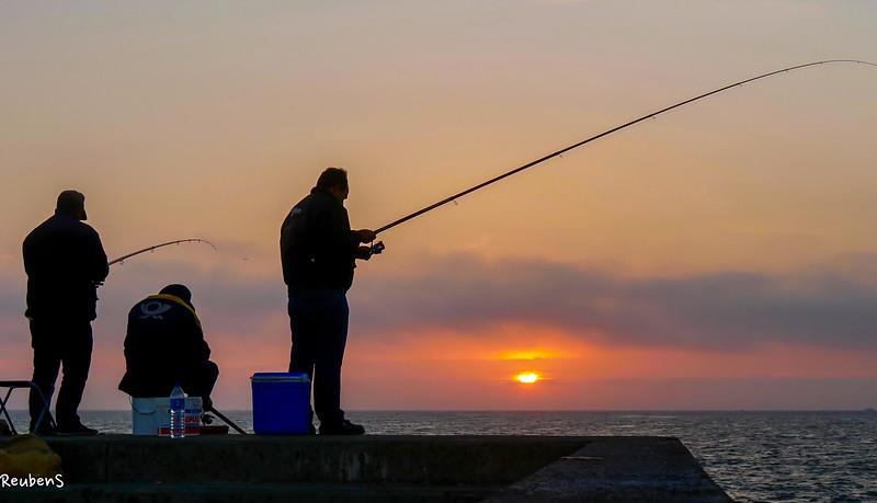 Three Fishermen sillohuet sunset.jpg