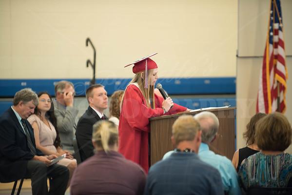 2017 HPHS Graduation