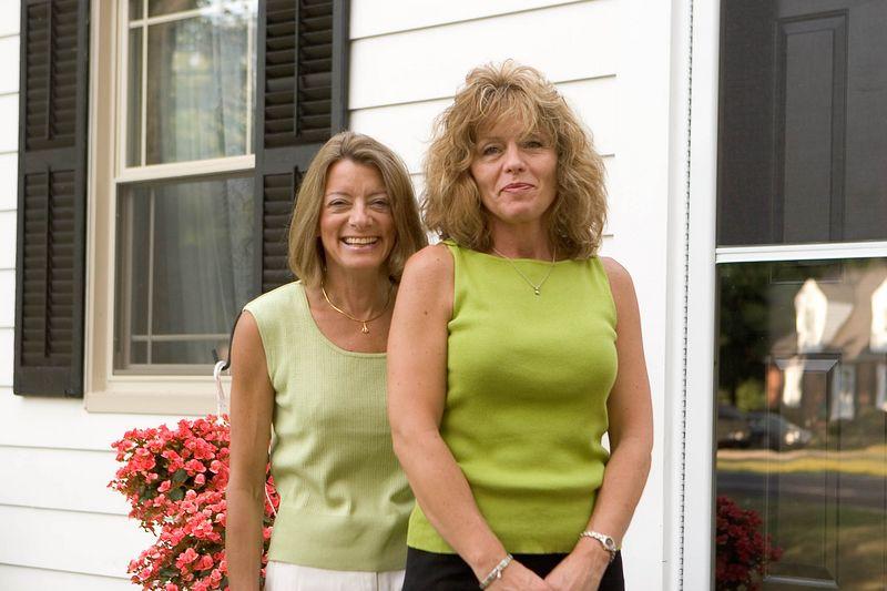 Brenda & Melinda