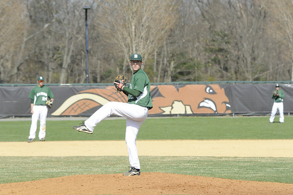 ST SEBS BASEBALL  v UMass Boston