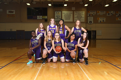 OH Girls Basketball 2017-2018