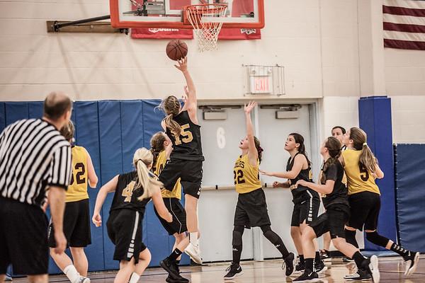 PEM JH Basketball 12-4-2018 vs Stewartville