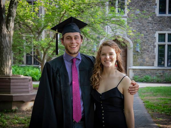 2018 Bard College Graduation