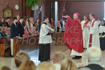 2012 St. Mary of the Assumption Confirmation
