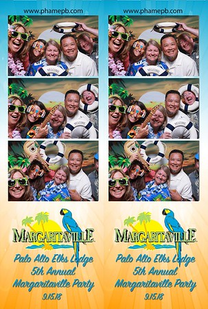 Palo Alto Elks Lodge 5th Annual Margaritaville Party