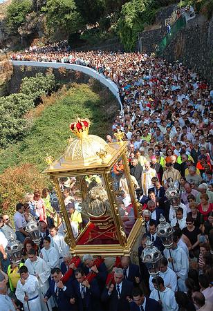 Bajada de La Virgen 2005