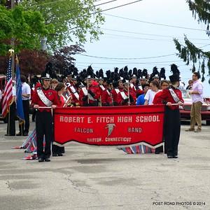 Memorial Day Parade Noank (CT)