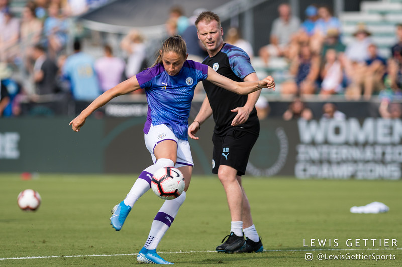 2019 Women's International Champions Cup - Manchester City and Atlético de Madrid