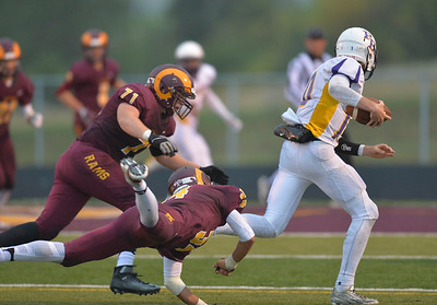 Rams Lose to Pine Bluffs in Overtime