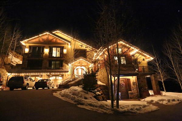 Ski Casa Nova with Geena Davis and By Invitation Only SLC, UT -  Social