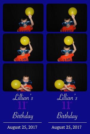 Lillian's Birthday