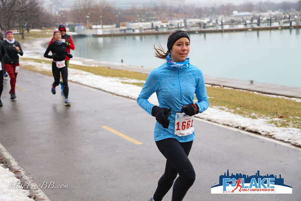 Half Marathon Mile 1 Part 2