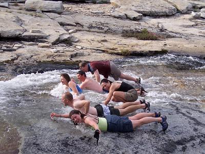 Creek Trip