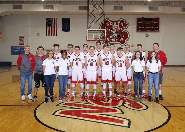 SNHS Boys Basketball 2019-2020
