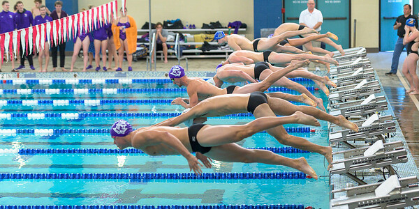 University of Evansville Swimming