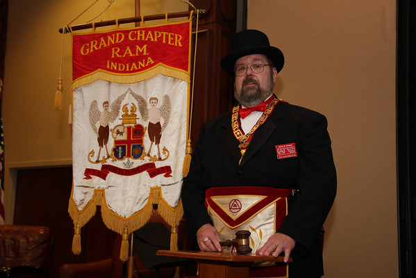 Indiana York Rite  Grand Chapter 2014 Session 4-05-2014