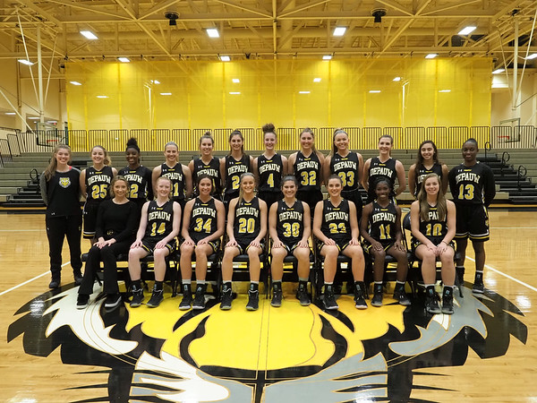 Women's Basketball Team 2019-2020