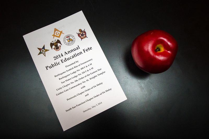Masonic Public Education Fete