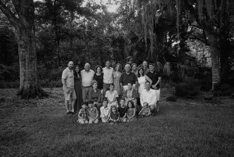 Gennaro family all generations b&w.jpg