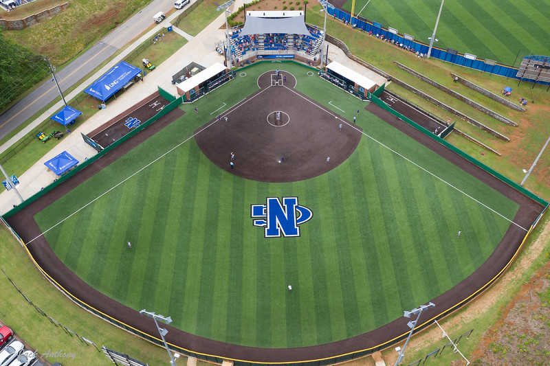 Softball Field at UNG