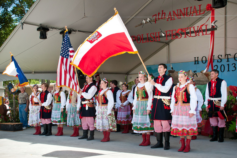 2013 Houston Polish Festival - Saturday