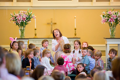 Easter 2013 and Baptisms