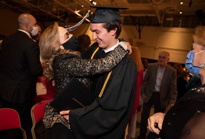 Cistercian Prep Graduation 2021