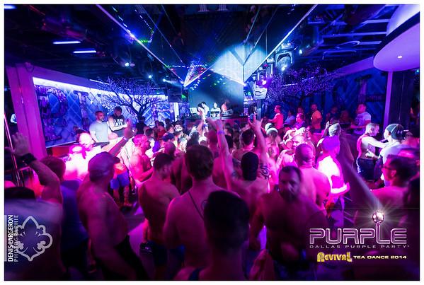 Dallas Purple Party Revival - Dallas, TX