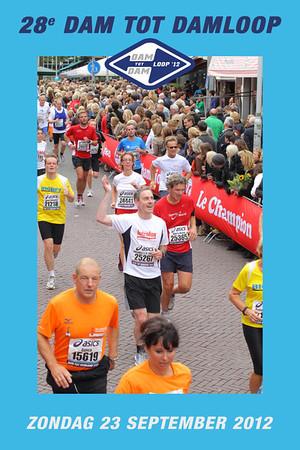 Dam to Dam Run 2012