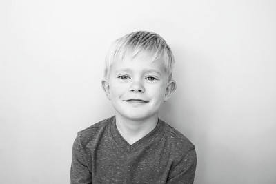 Krewson 7-year photos shoot