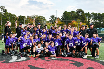 PRMS 7th Grade Football Championship Game 11.04.17