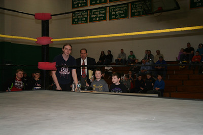 New England Championship Wrestling Bouts for the Scouts  April 6, 2013