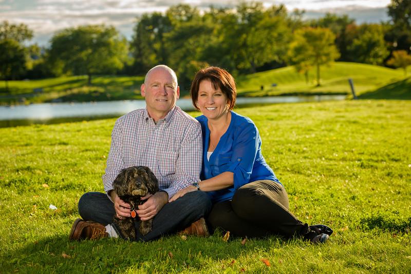Sherry, Phil & Daisy 66