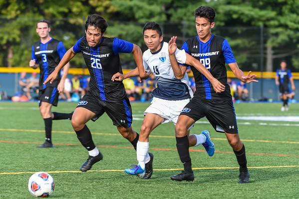 Hood v Marymount - Men's Soccer - 09.04.19