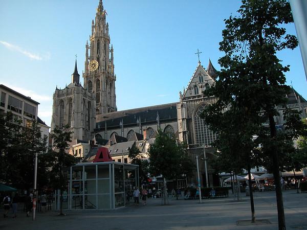 20090527 Belgie Antwerpen