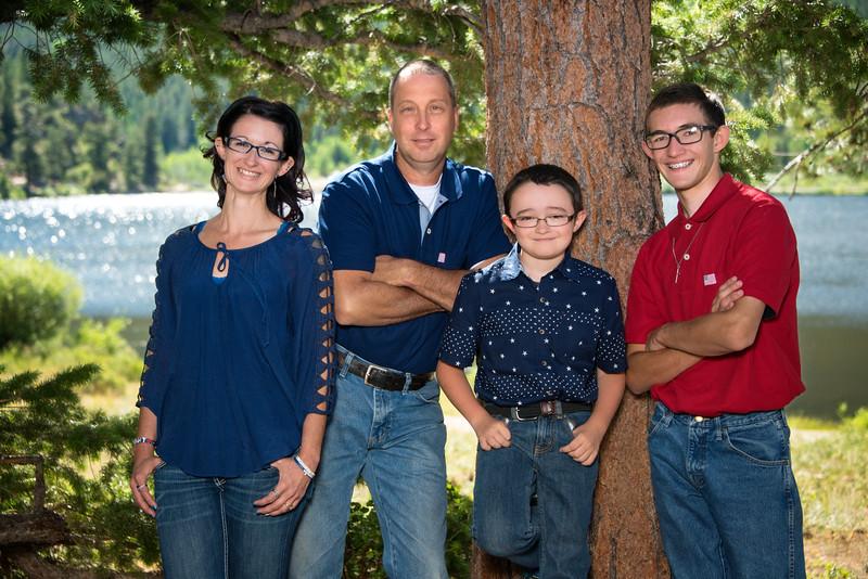 Sallee Family Portraits