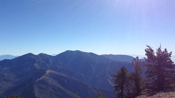Mount Baden-Powell 360