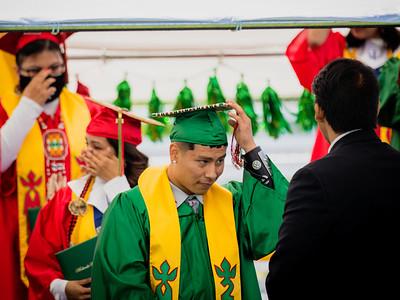 2021 Meskwaki High School Graduation