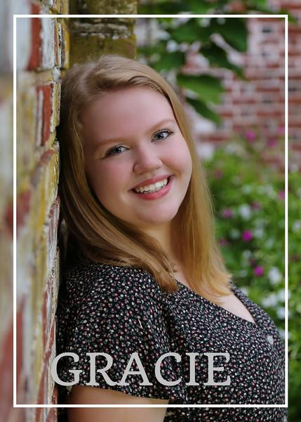 Gracie's Senior Portraits