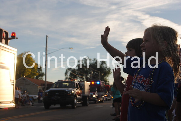 2013 Camanche homecoming, fall festival